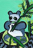 『パンダ』 F4